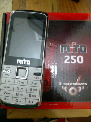 spesifikasi Mito 250