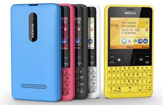 Spesifikasi,Harga Nokia Asha 210 Whatsapp