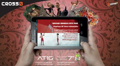 """""""Harga HP Cross Terbaru 2013 android tablet"""""""