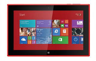 """""""Lumia Tab 2520 Seri Tablet Pertama Nokia"""""""