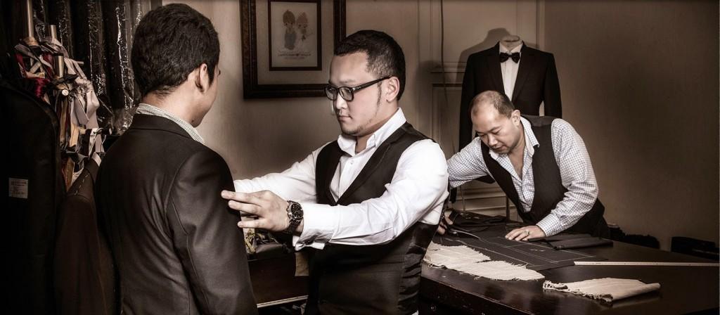 Dasi Wong Hang Bagi Para Professional Sejati