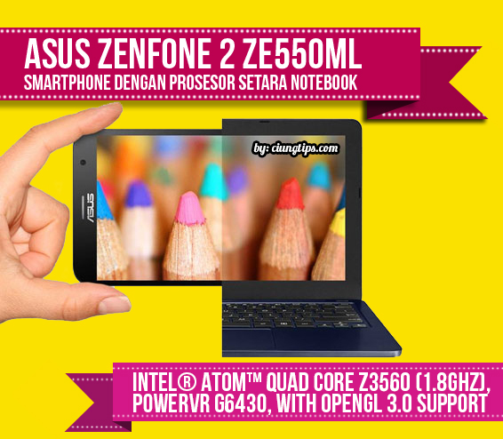 Asus ZE550ML