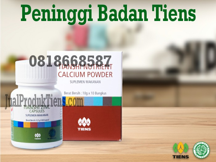 Peninggi Herbal Tiens