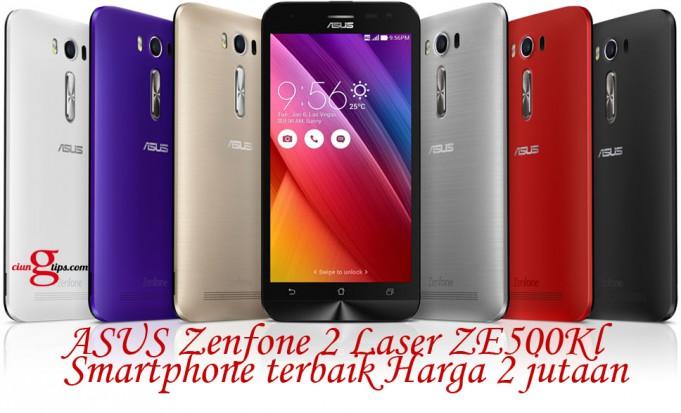 Zenfone 2 laser ZE500KL 2 2