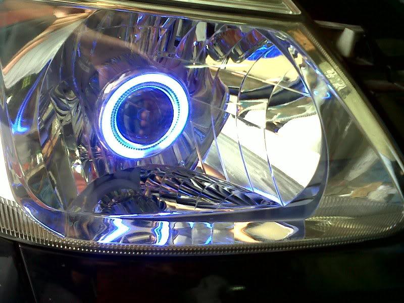 lampu hid mobil