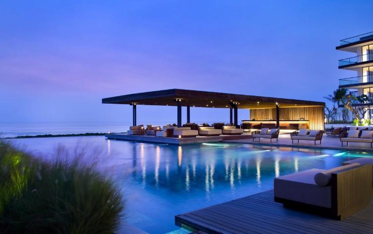 Alila seminyak pilihan utama hotel bintang 5 di bali for Design hotel bintang 3
