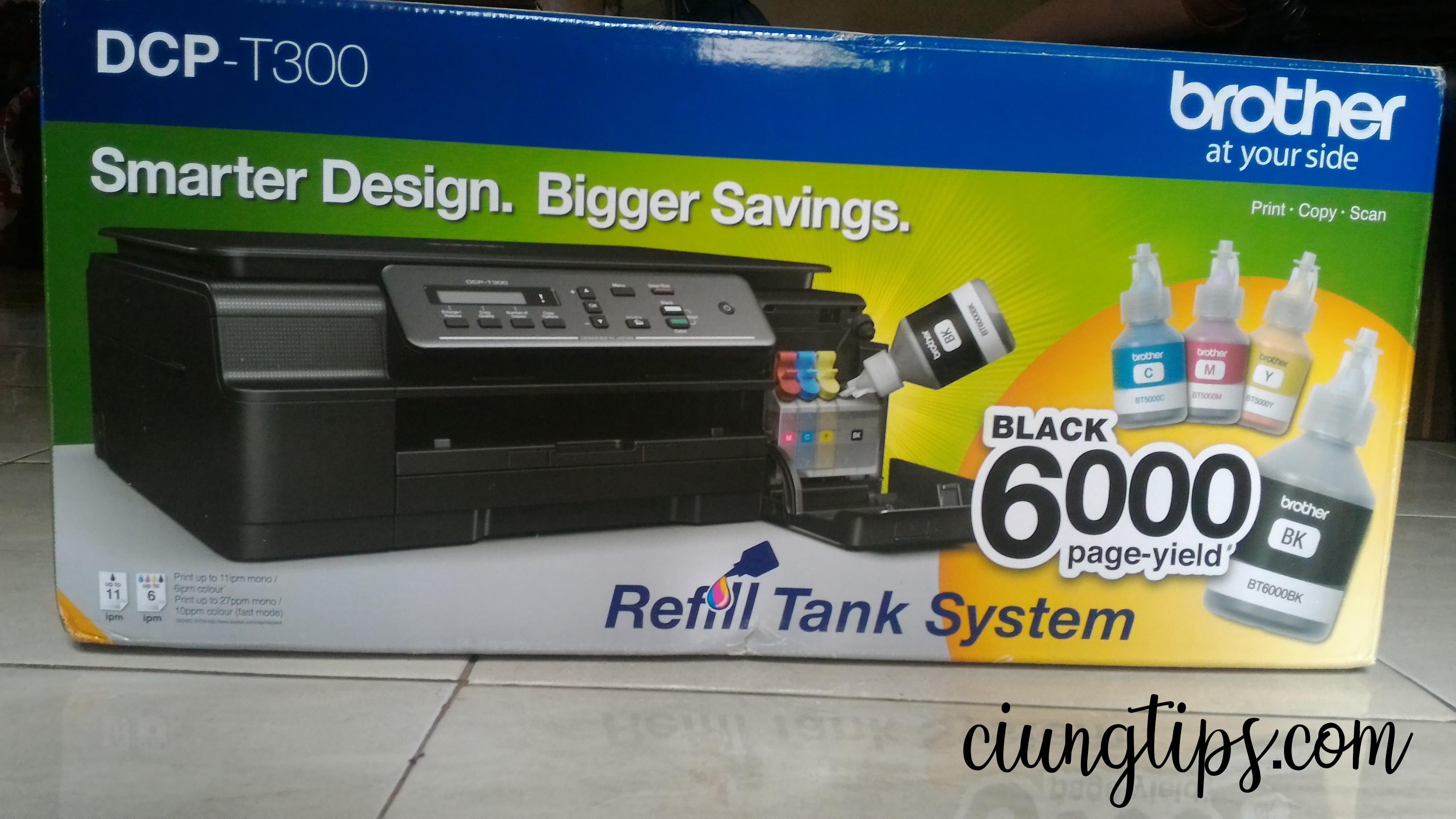 Jpeg. Memilih Printer Brother DCP-T300 Sebagai Partner