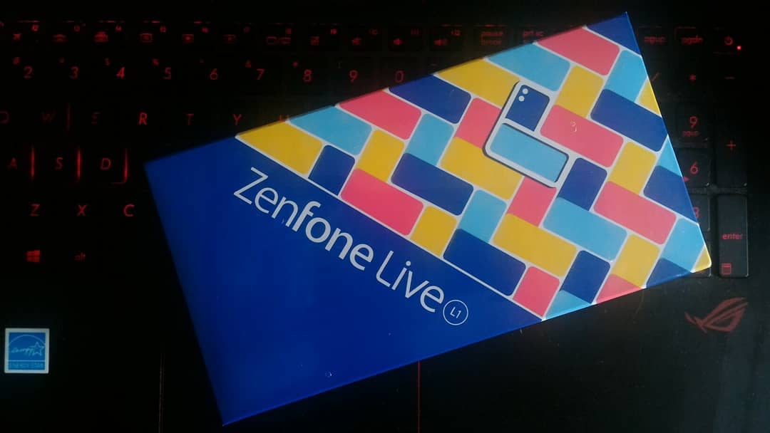 zenfone live post