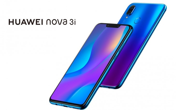 kelebihan Huawei-Nova-3i