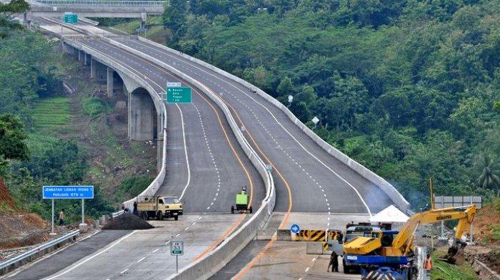infrastruktur jalan tol