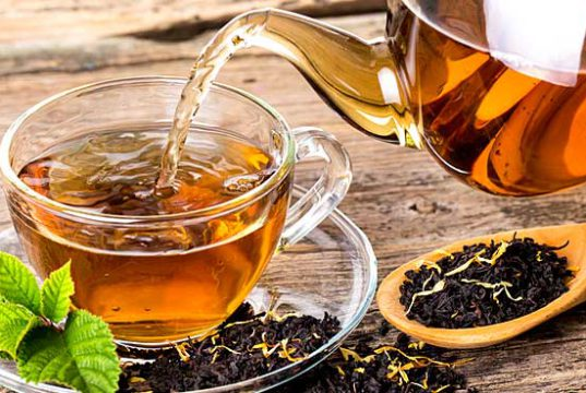 khasiat ampas teh hitam