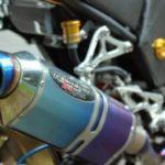 knalpot motor