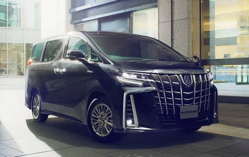 Toyota-Alphard