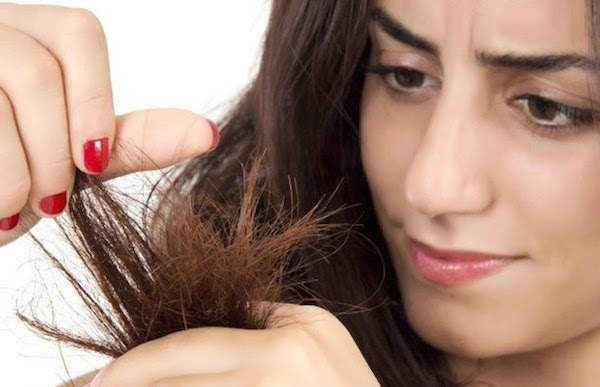 cara agar rambut tidak kering