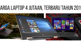 harga laptop 4 jutaan