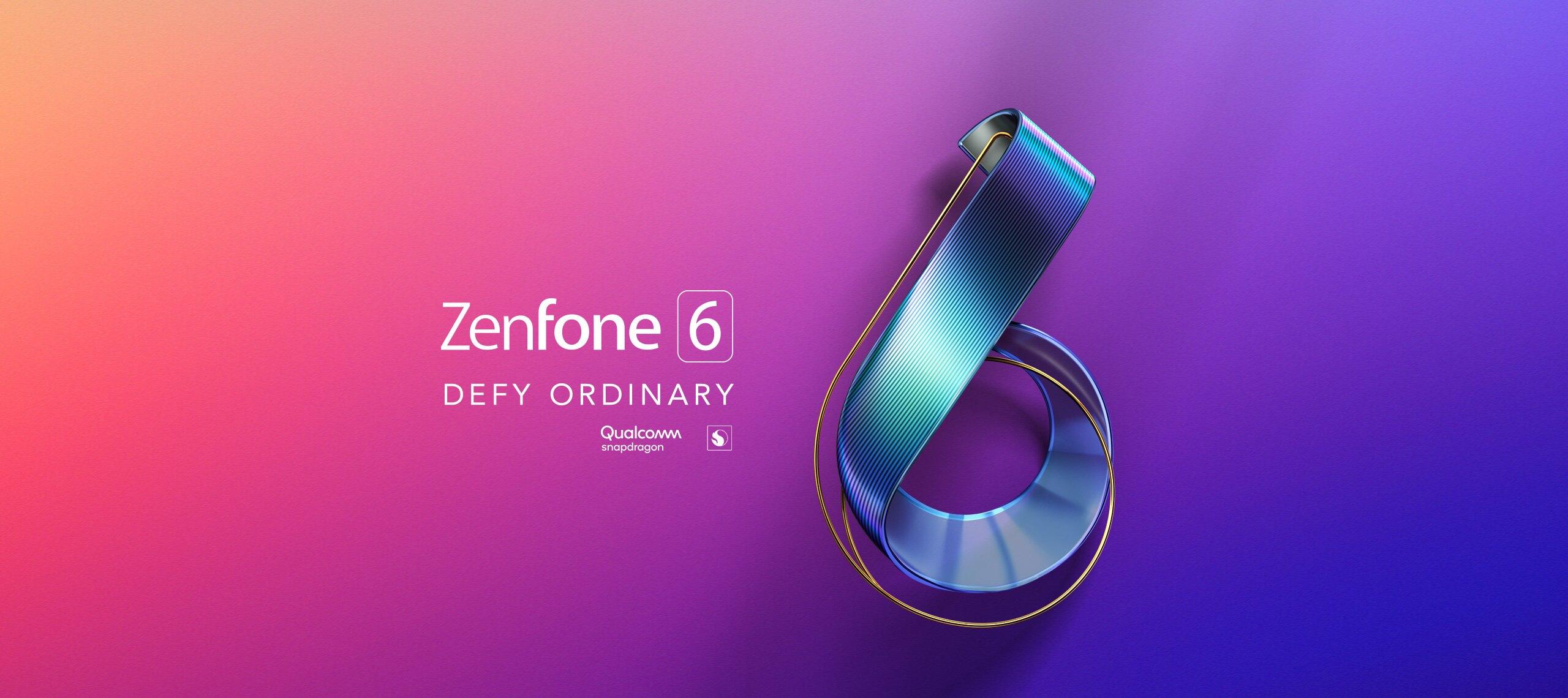 asus zenfone 6 desain