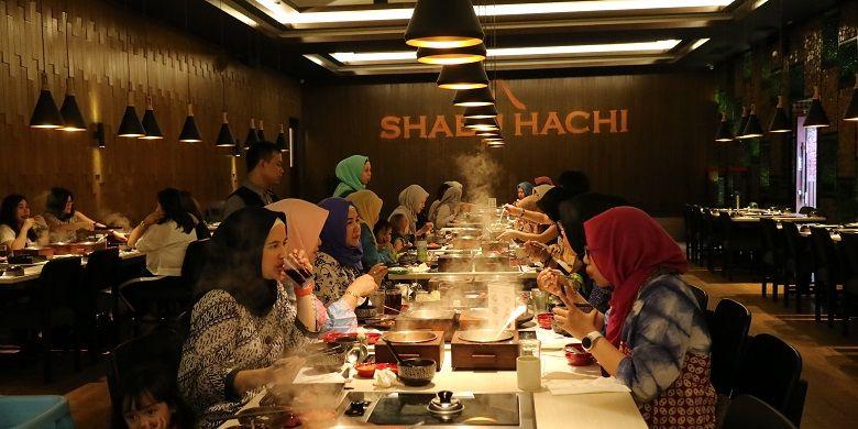 shabu hachi ampera raya