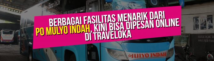 Bus mulyo indah