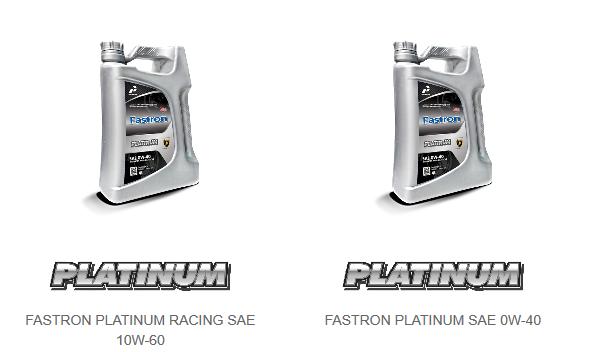 fastron platinum