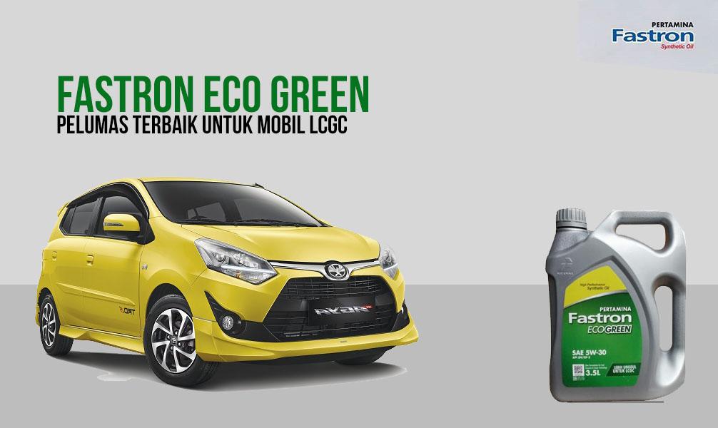 oli terbaik lcgc eco green