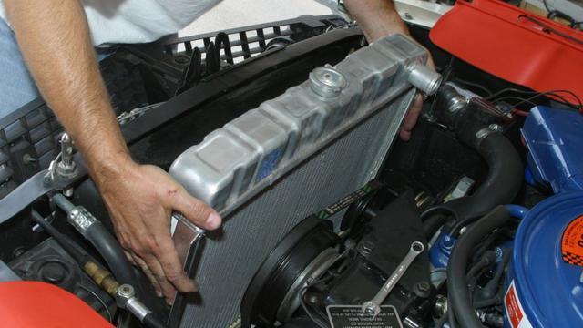 radiator mobil