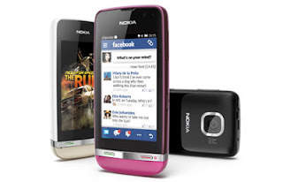 Spesifikaasi, Harga HP Nokia Asha 311