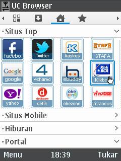Mobile Browser Tercepat Uc Browser Download Secara Gratis Ciungtips