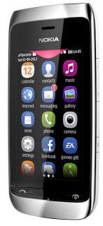 Spesifikasi,Harga Nokia Asha 308