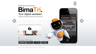 Aplikasi Bimatri untuk Android,Blackbery,Nokia