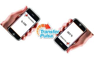 Cara Transfer Pulsa Simpati dan Kartu AS ciungtips.com