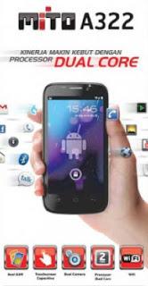 Spesifikasi,Harga Mito A322 Android