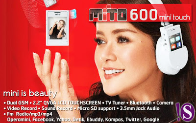 Mito 600 mini Touch Olla Ramlan