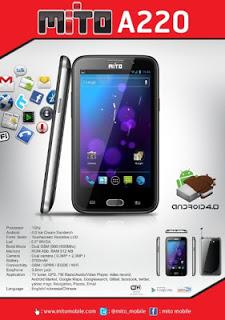 Mito A220 Android ICS Murah