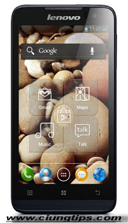 Spesifikasi,Harga Lenovo P770 Android
