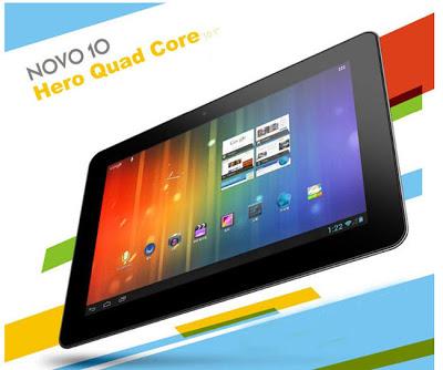 Ainol Novo 10 Hero ll ,Tablet Android Quadcore