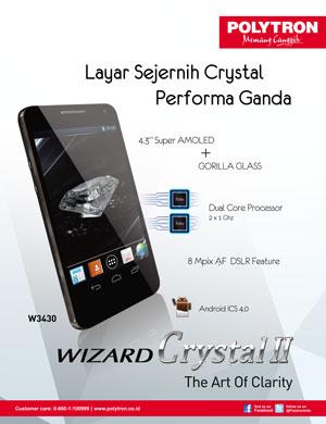 Polytron Wizard Crystal II