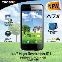 Spesifikasi Lengkap Cross A7S