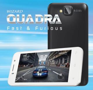 Polytron Wizard Quadra W7450