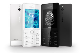 """spesifikasi,harga Nokia 515"""