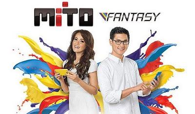 """Spesifikasi Harga mito Fantasy A50"""