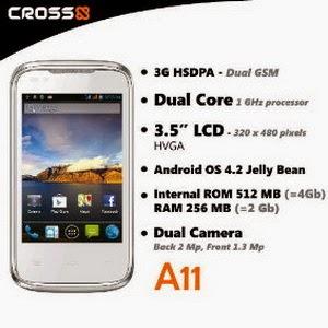 """""""Spesifikasi,Harga EVERCOSS A11 Android 600 ribuan"""""""