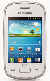 Spesifikasi Harga Samsung Galaxy Star Terbaru