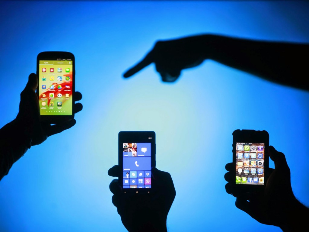 """Smartphone Terbaru"""