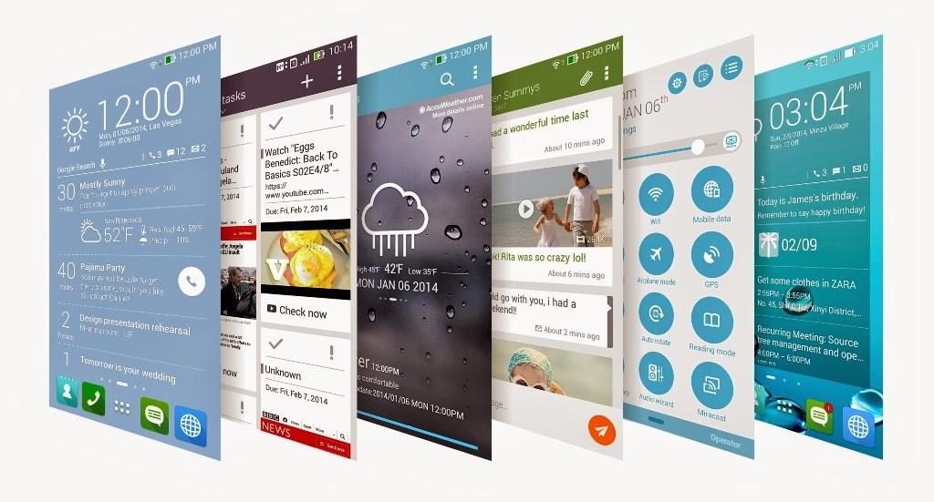 """""""ASUS ZenUI Smartphone Android Terbaik"""""""