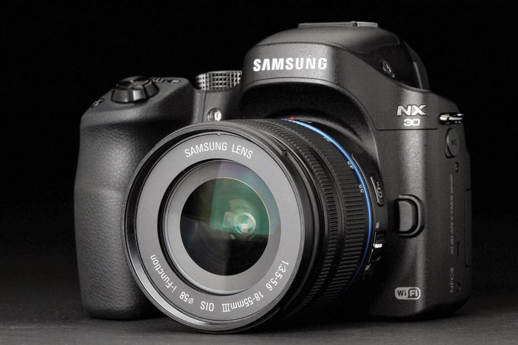 """""""Kamera DSLR Samsung"""""""