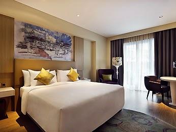 """Hotel Mercure Bandung"""