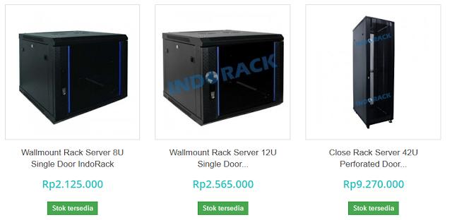 """ Rack Server Kabinet"""