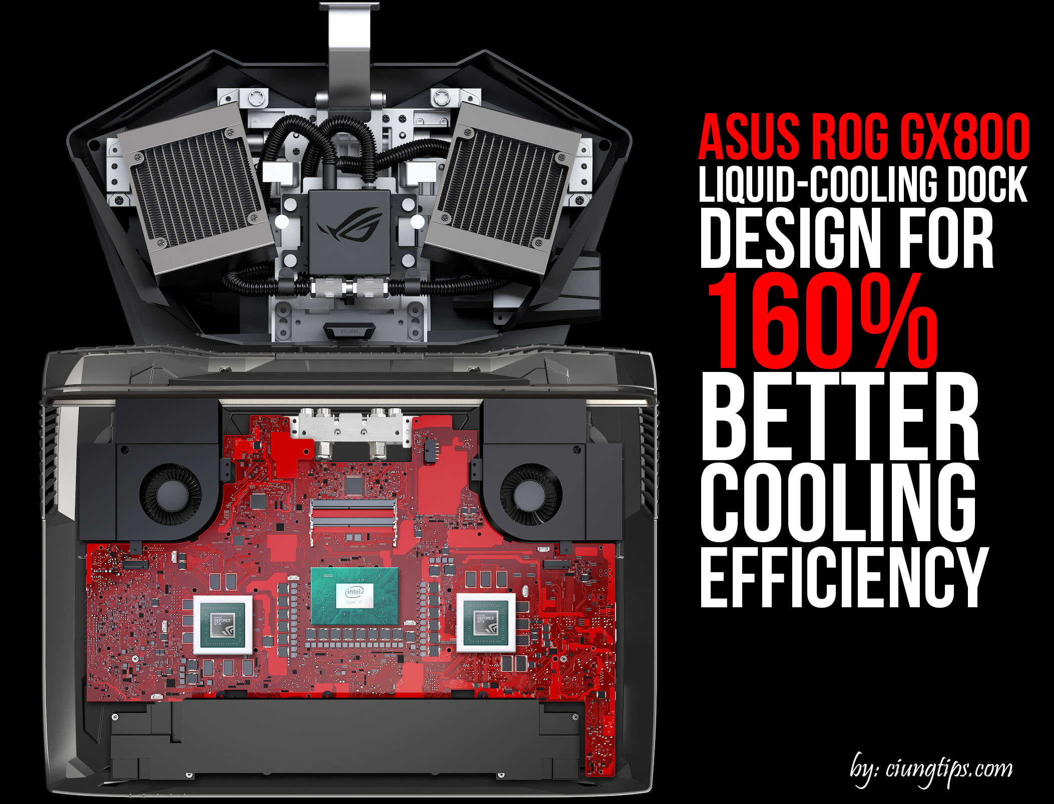 rog liquid cooling