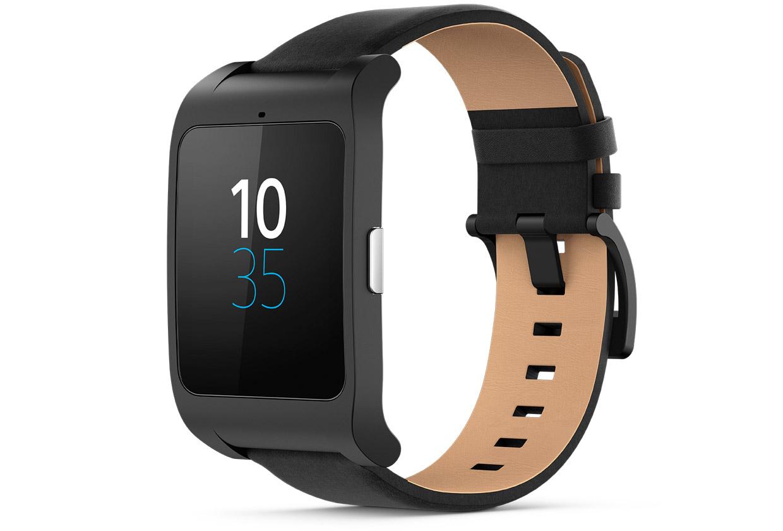 Sony Men's Smartwatch 3