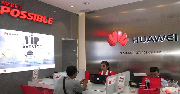 alamat service center huawei